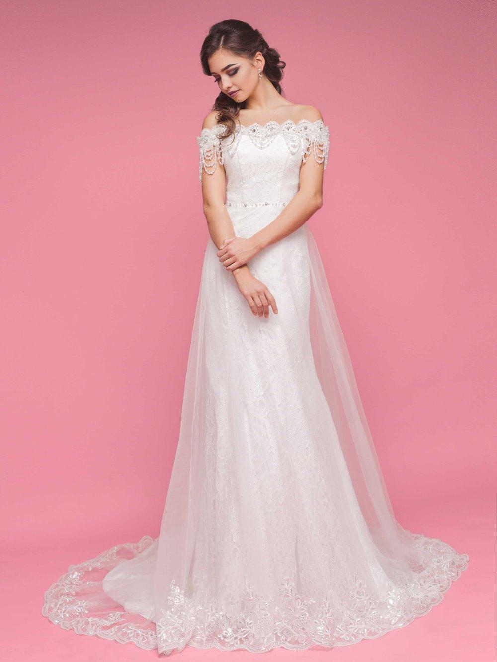 Свадебное платье Каллипсо 1
