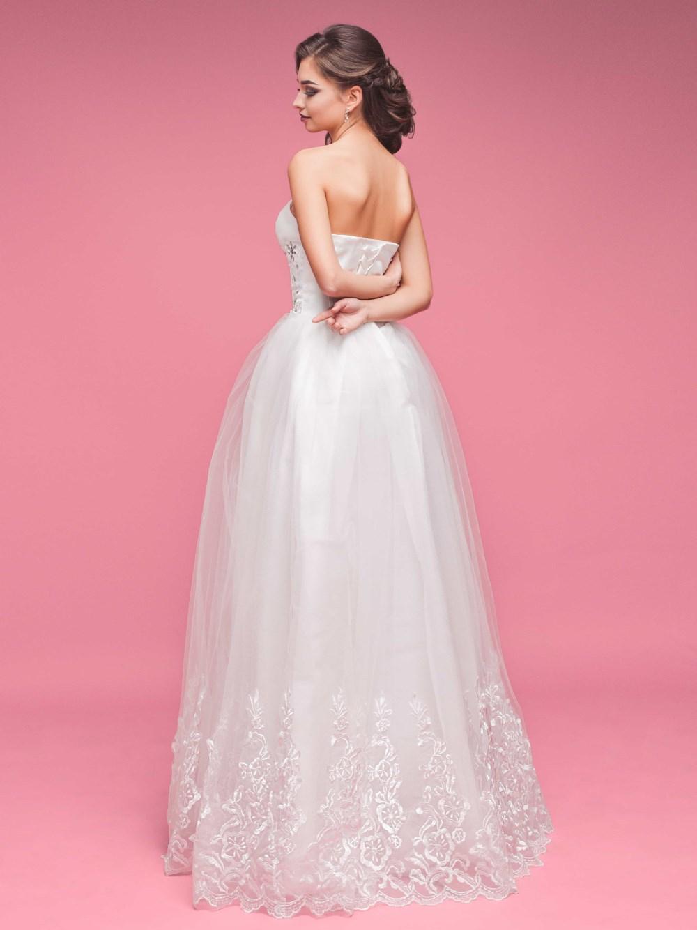 Свадебное платье Ларри 2