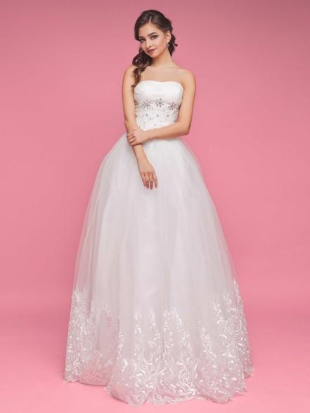 Свадебное платье Ларри