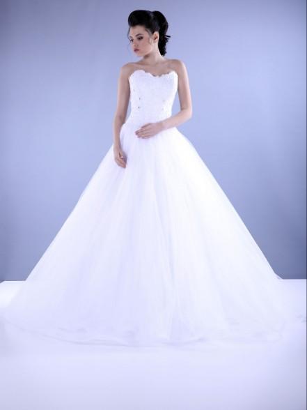 Фотография Свадебное платье Рояла