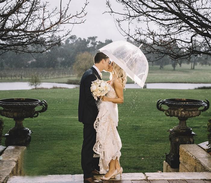 7 счастливых свадебных примет