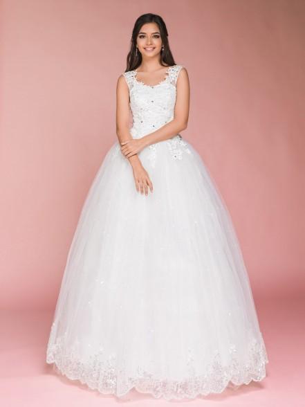 Фотография Свадебное платье Гелана