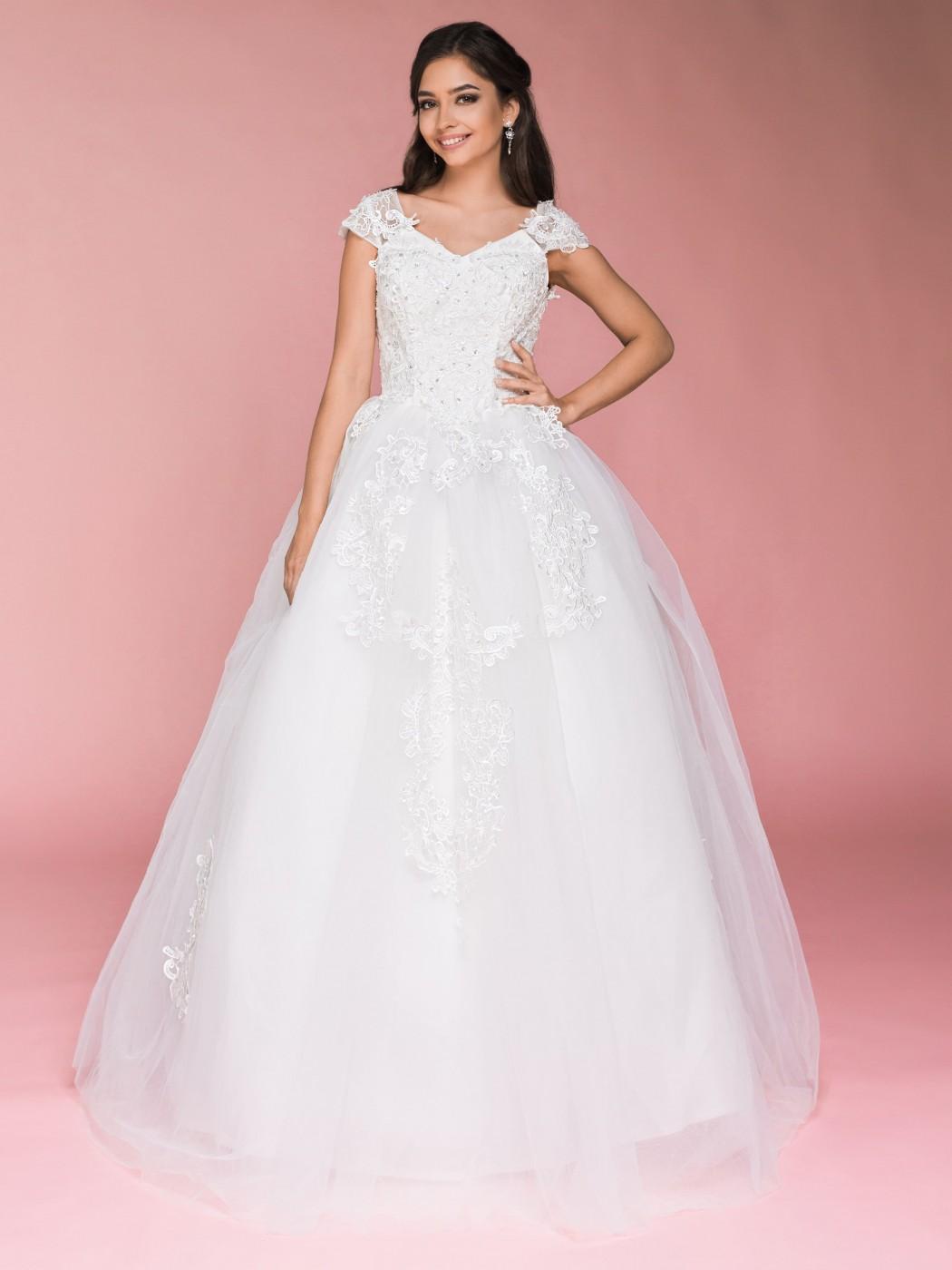 Фотография Свадебное платье Летиция