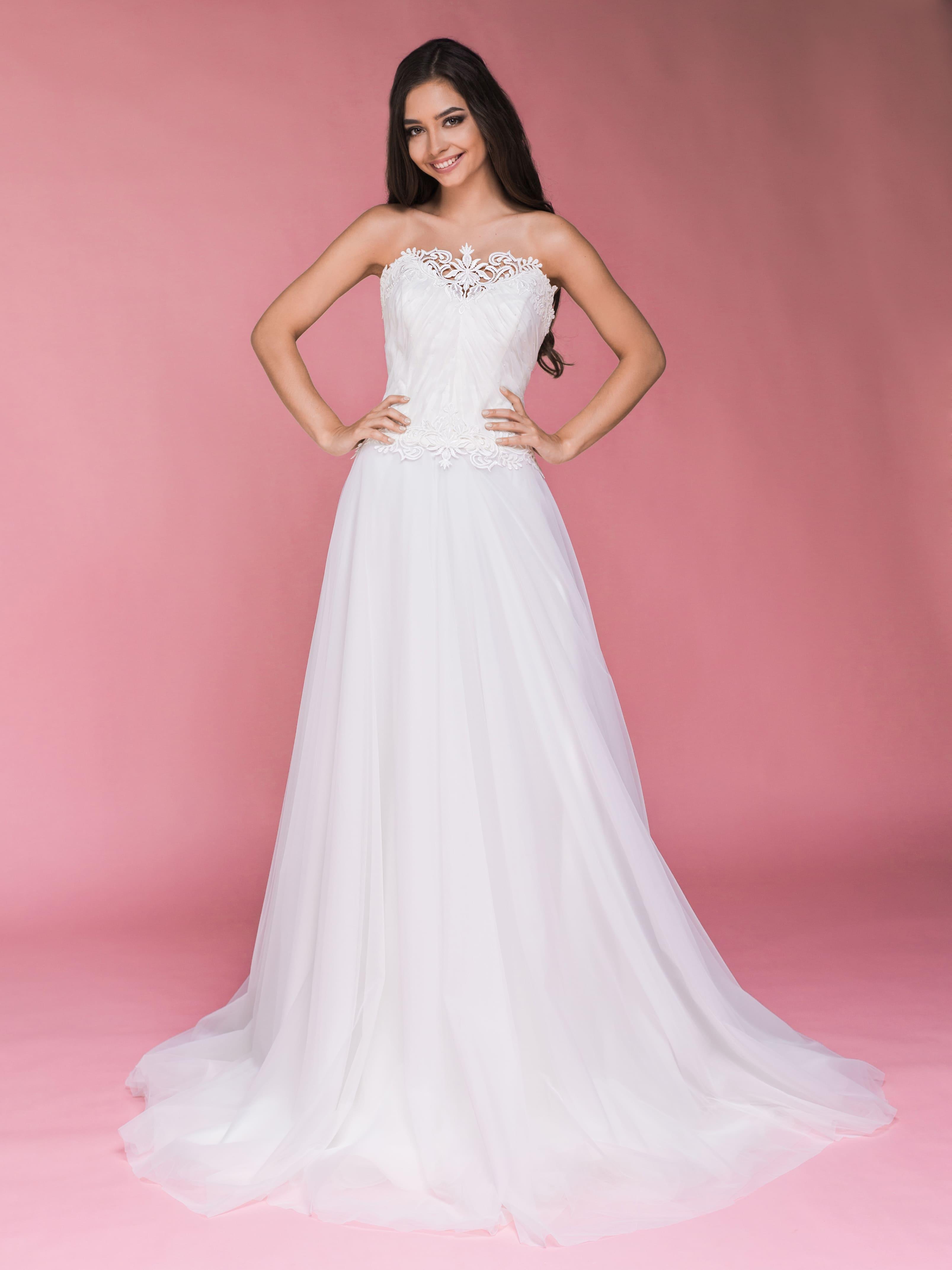 Фотография Свадебное платье Стэфани