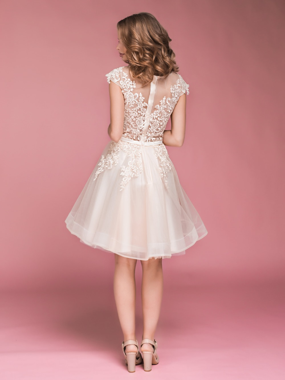 Свадебное платье Данута 3