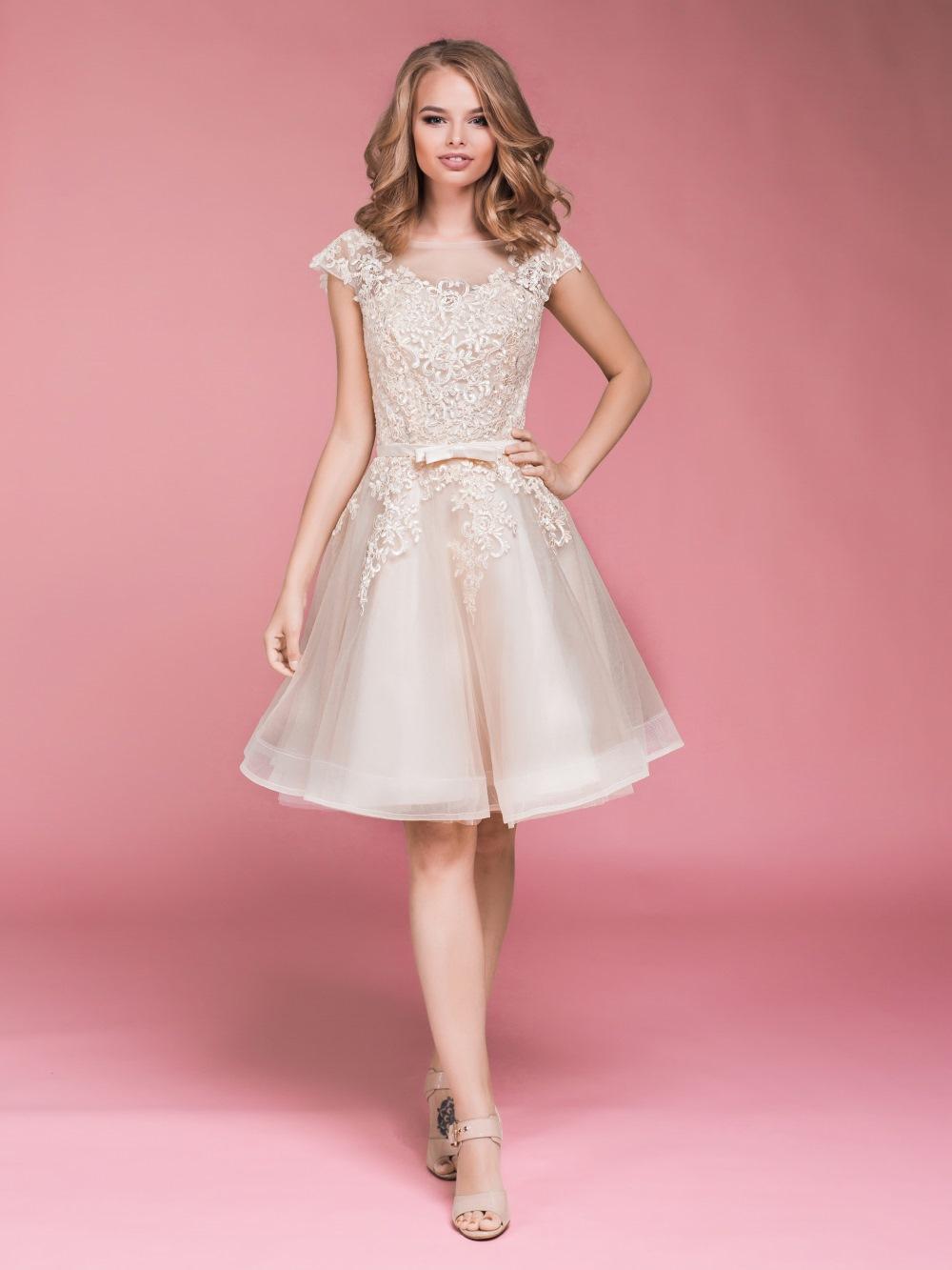 Свадебное платье Данута 1