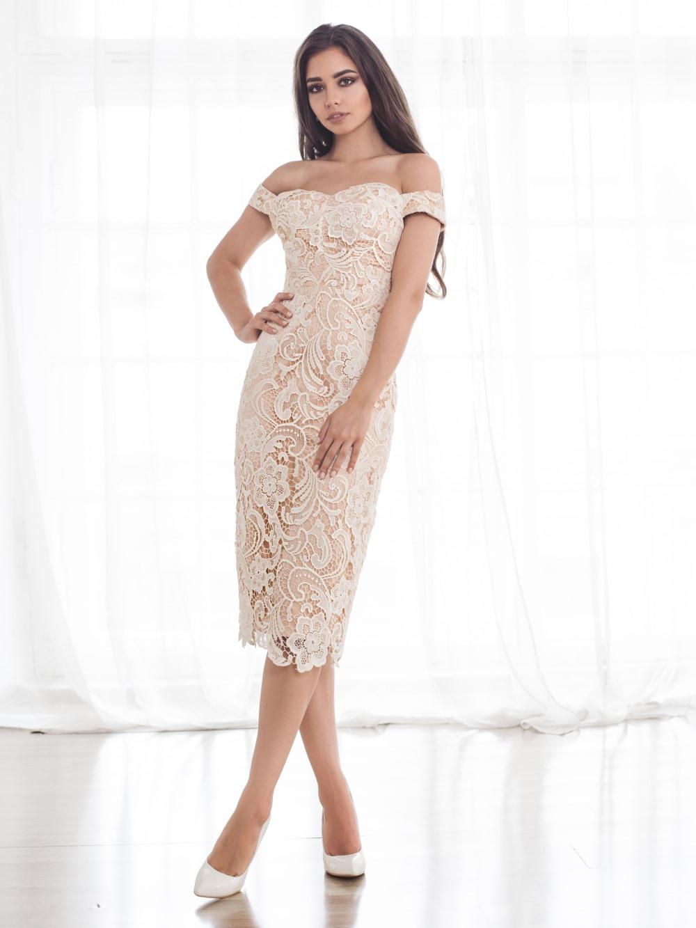 Свадебное платье Дульсия 1