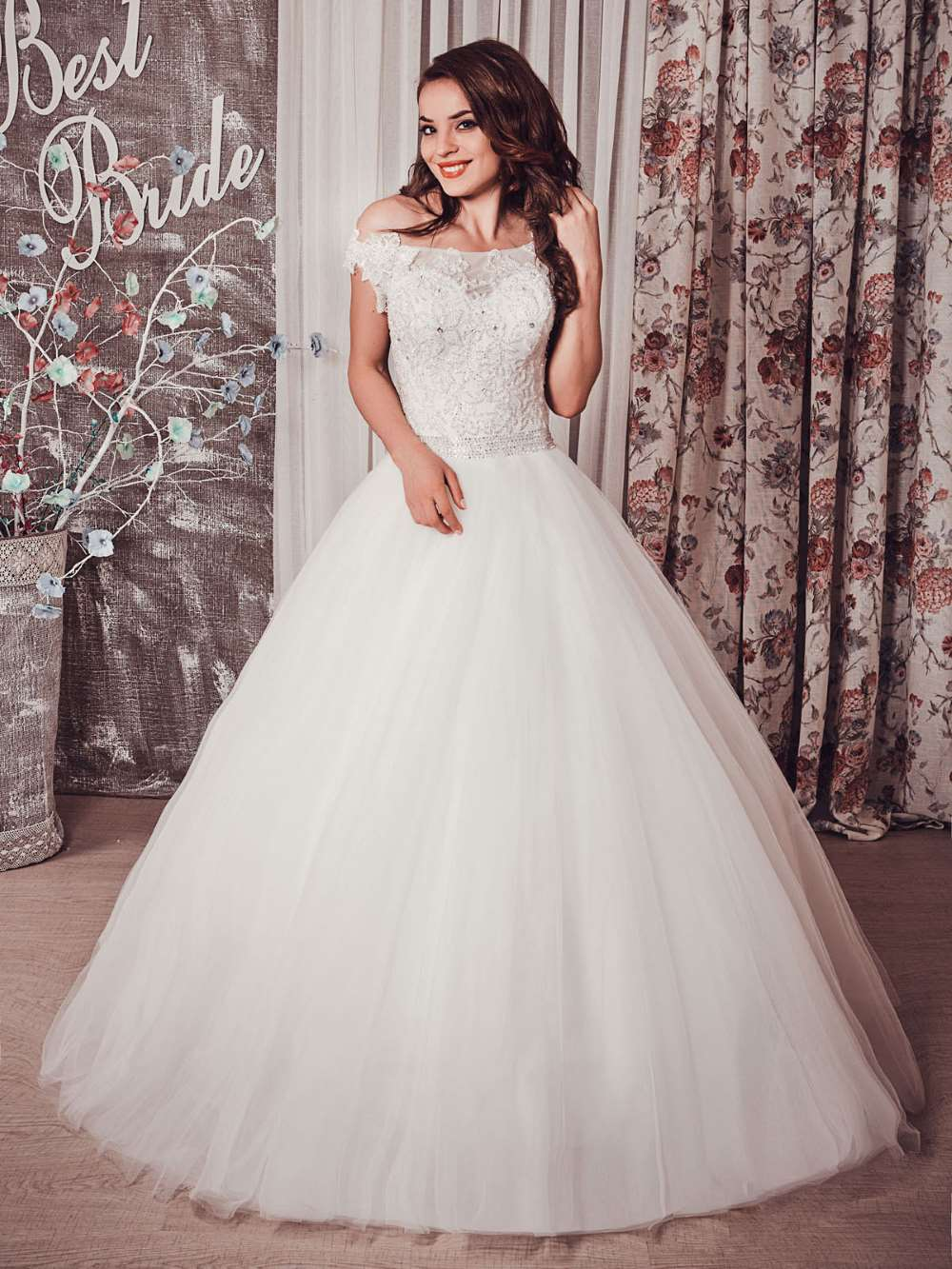 Свадебное платье Эмми 1