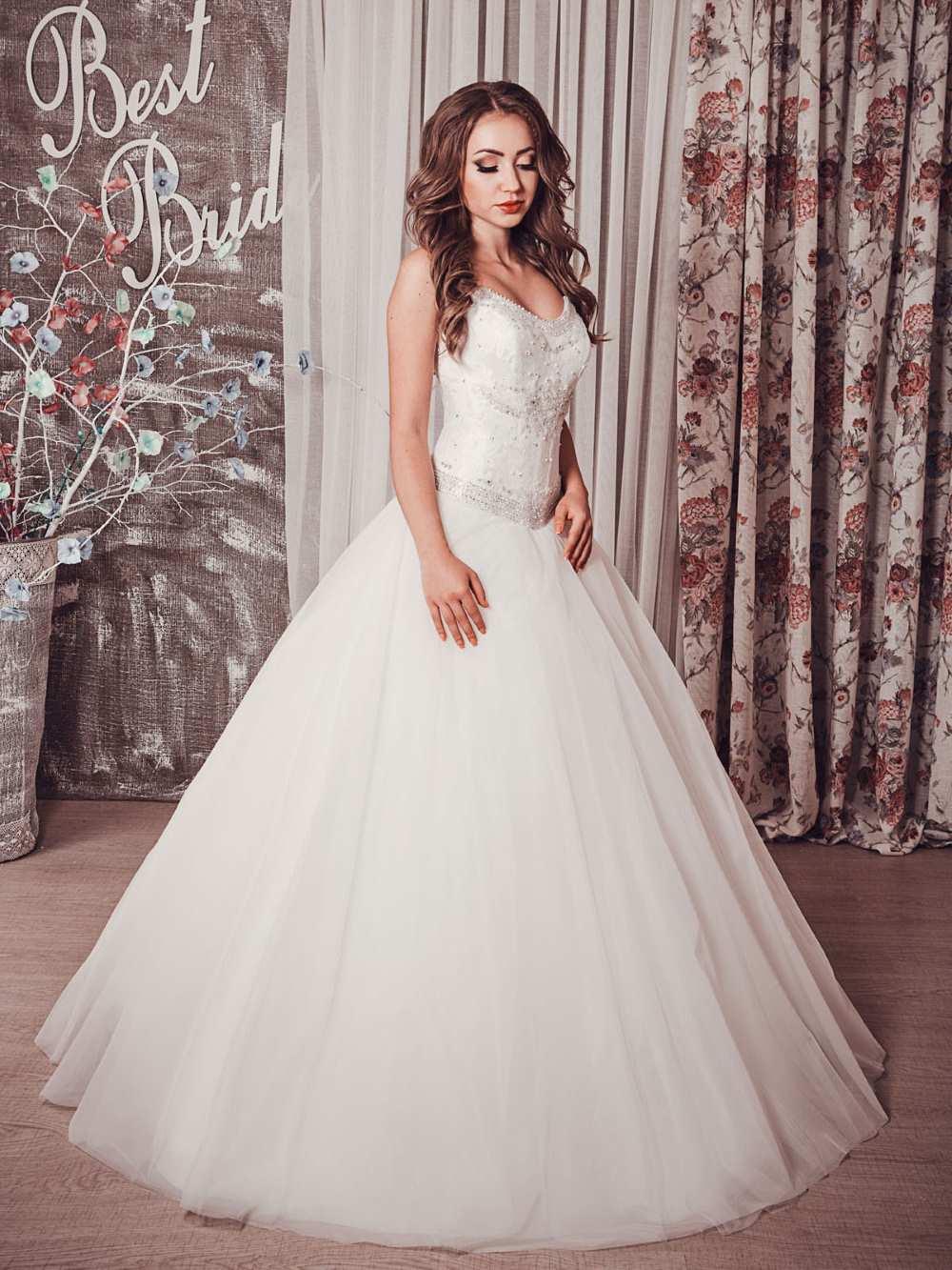 Свадебное платье Матильда 1