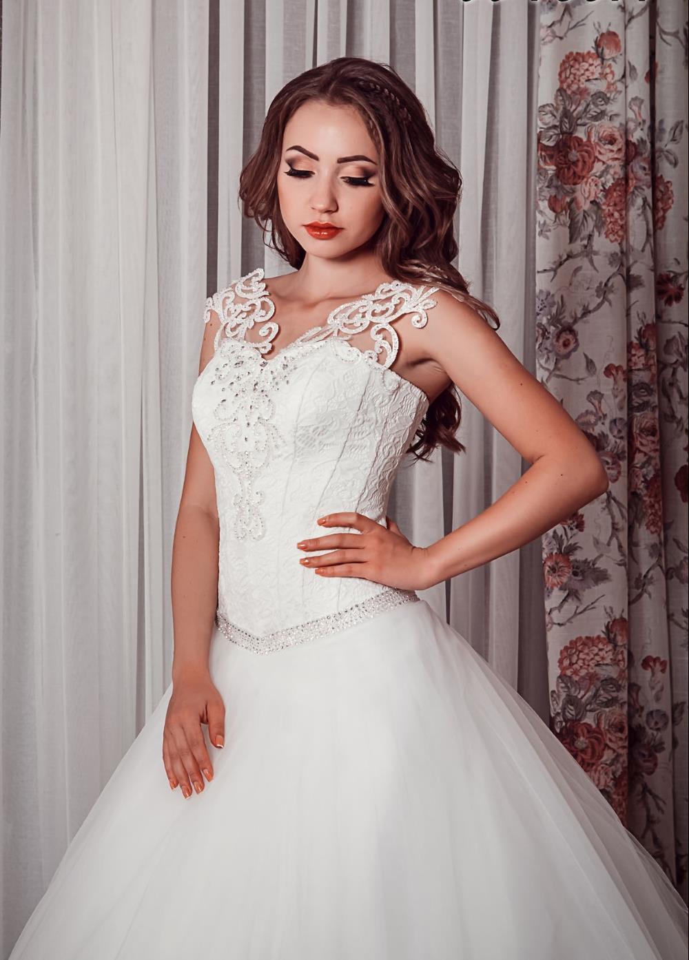 Свадебное платье Шарли 2