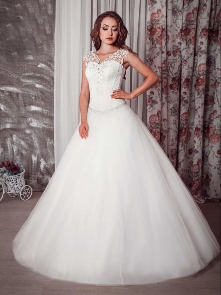 Свадебное платье Шарли