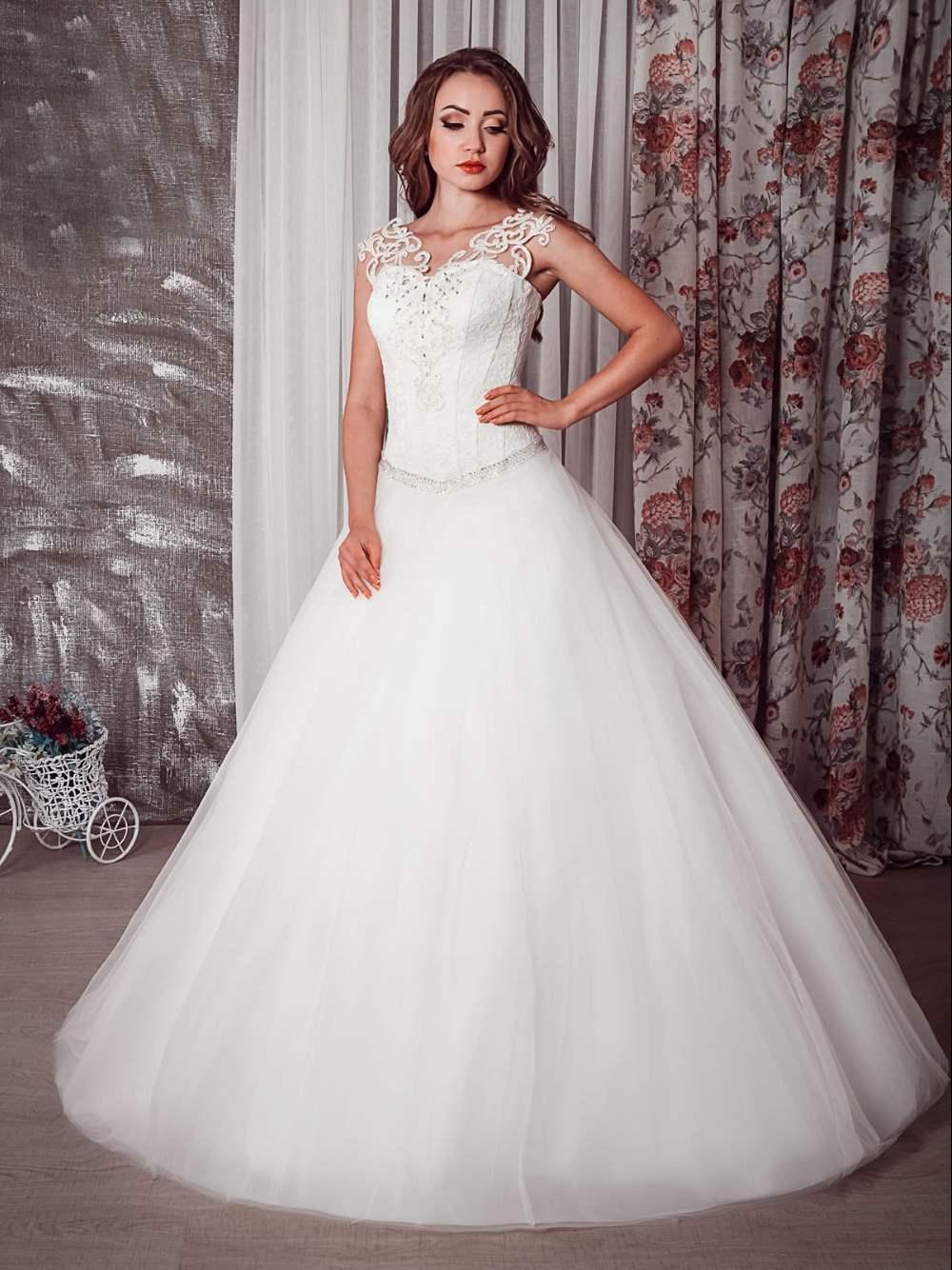 Свадебное платье Шарли 1