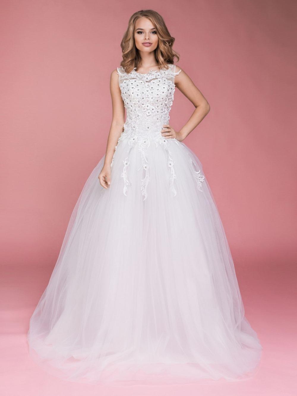 Свадебное платье Виоланта 1