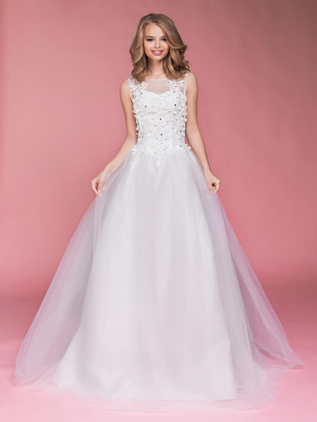 Фотография Свадебное платье Вилора