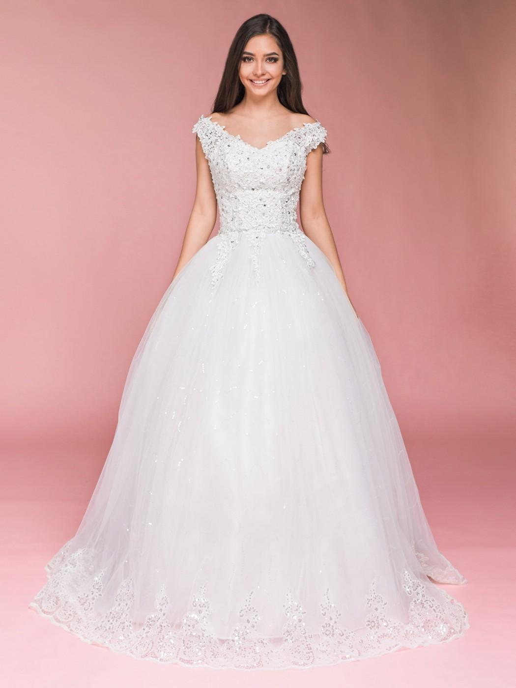 Фотография Свадебное платье Арния