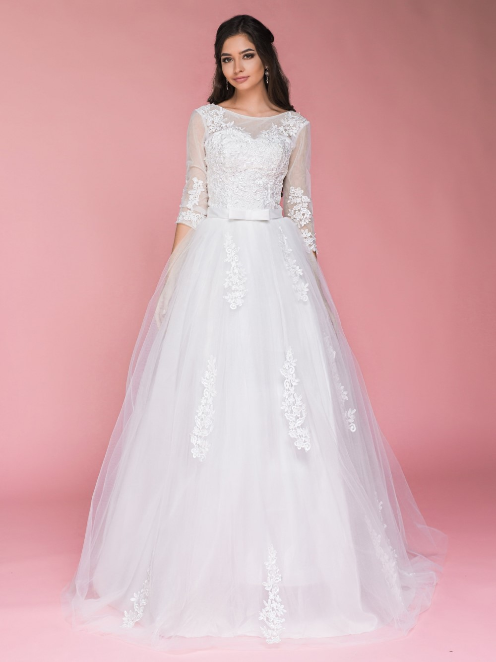 Свадебное платье Калео 1