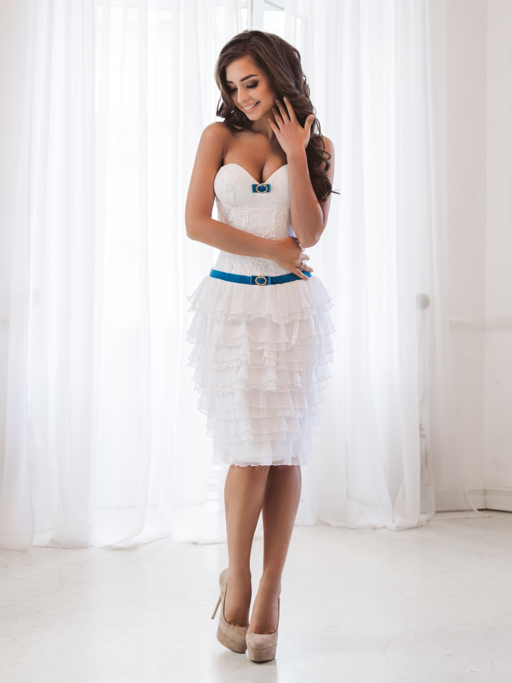 Свадебное платье Аврора 1