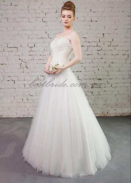 Свадебное платье Клавдия