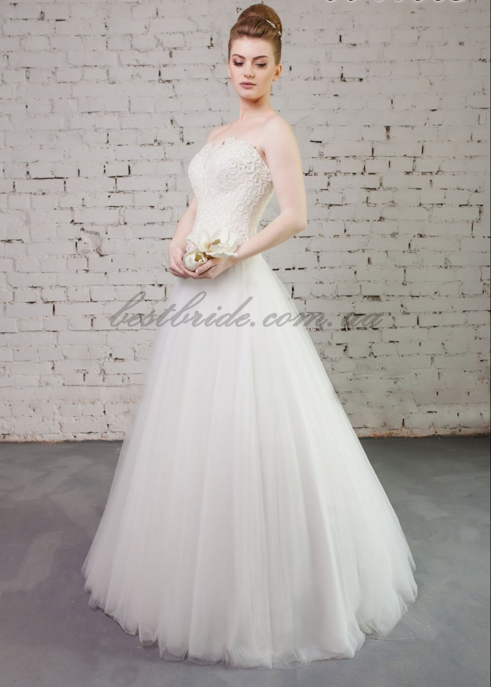 Свадебное платье Клавдия 1
