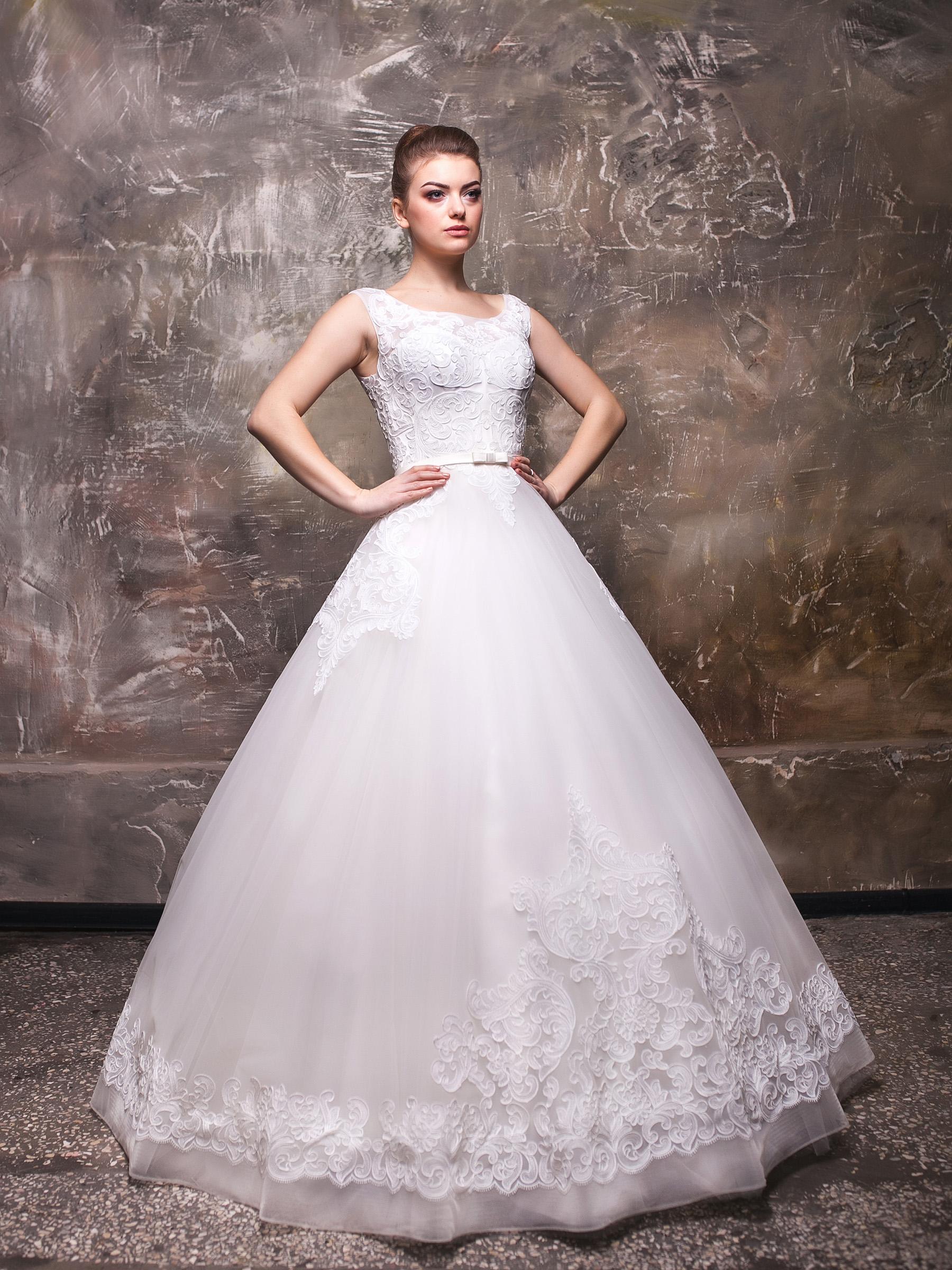 Фотография Свадебное платье Стэнна