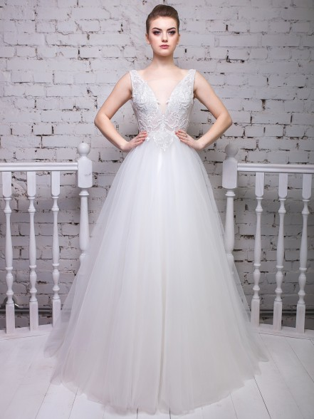 Фотография Свадебное платье Скай