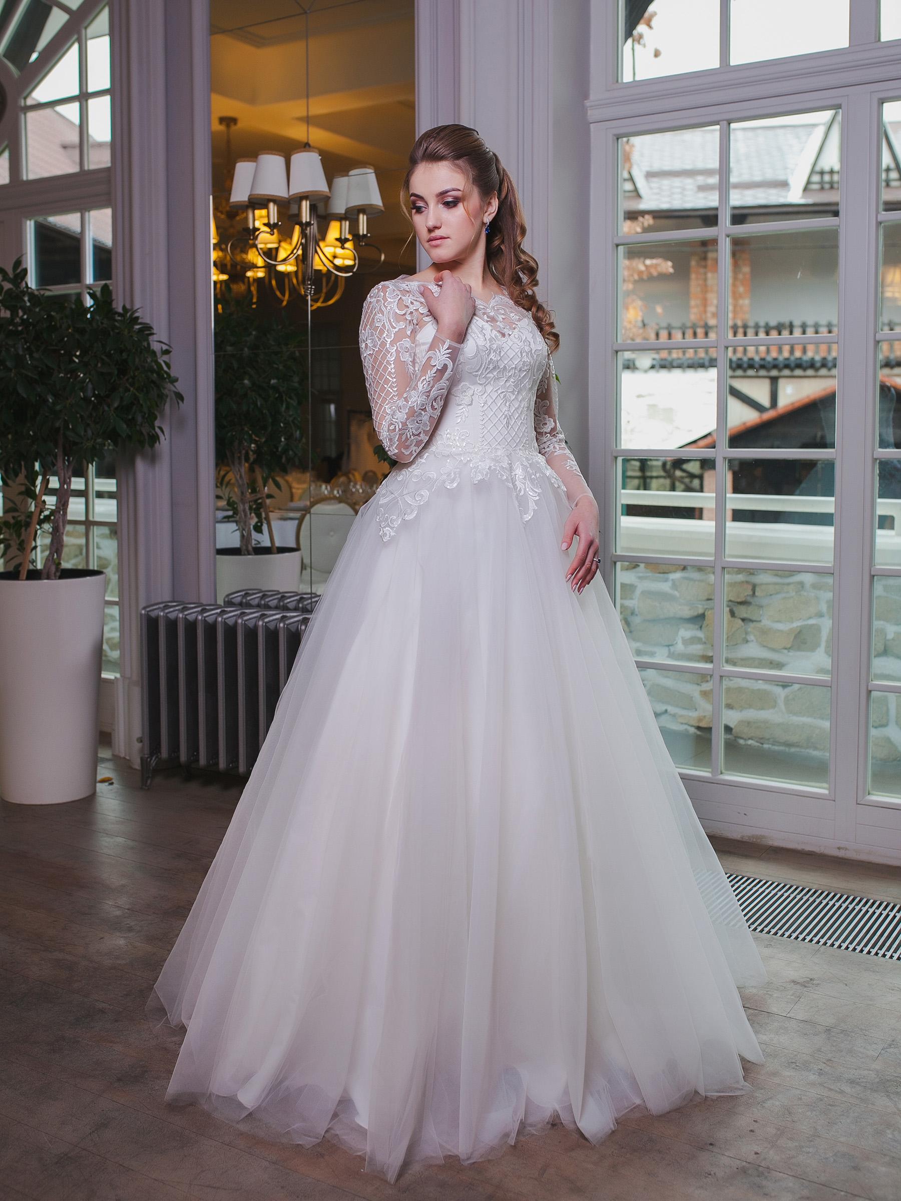 Фотография Свадебное платье Аннабель