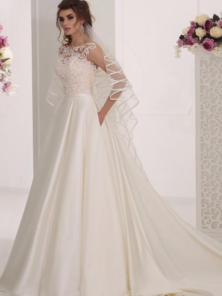 Свадебное платье Акулина