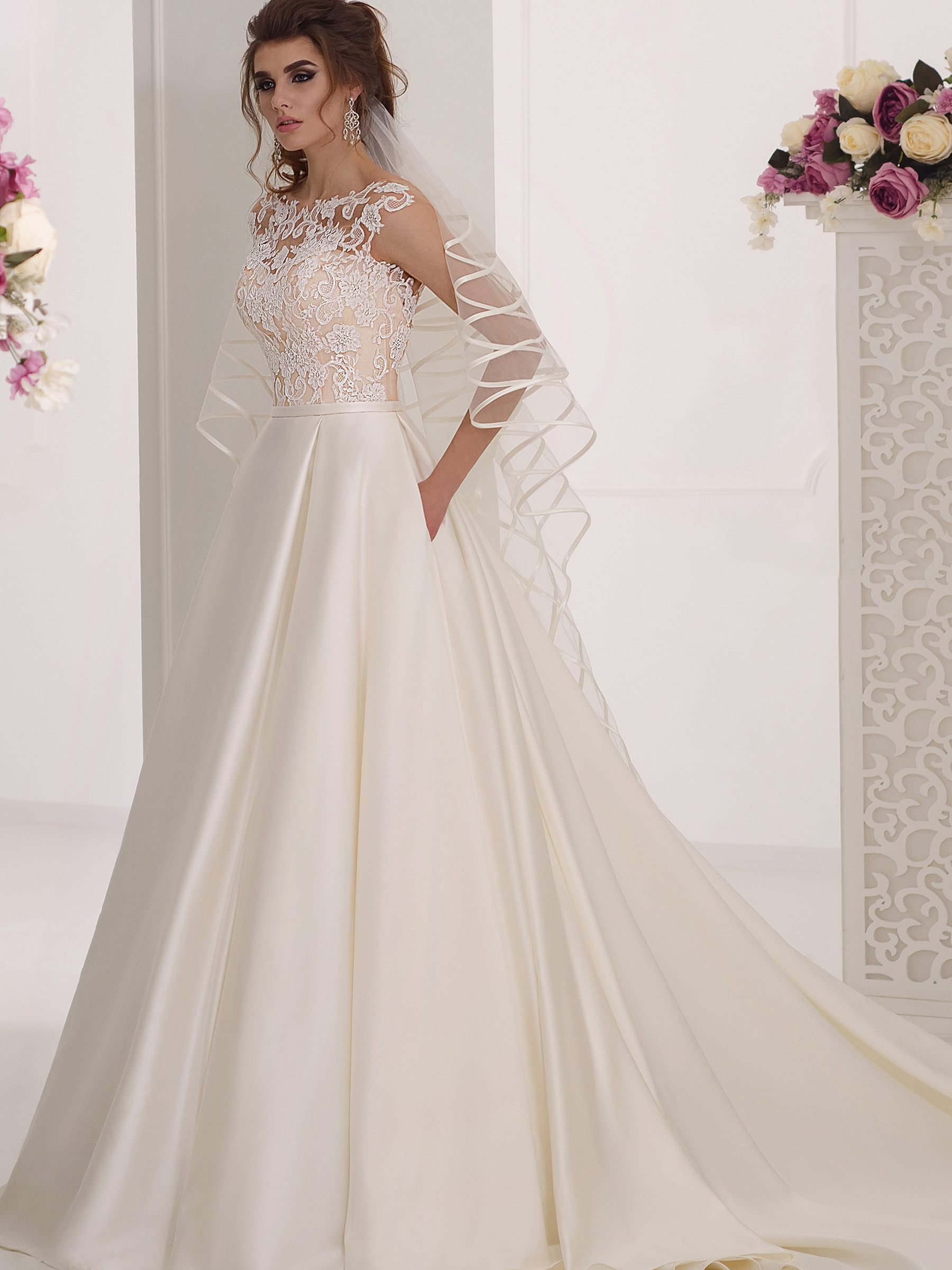 Фотография Свадебное платье Акулина