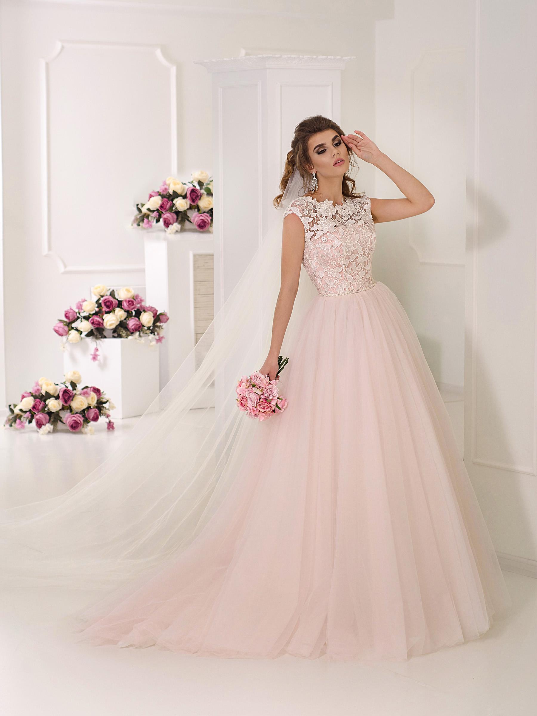 Фотография Свадебное платье Целестина