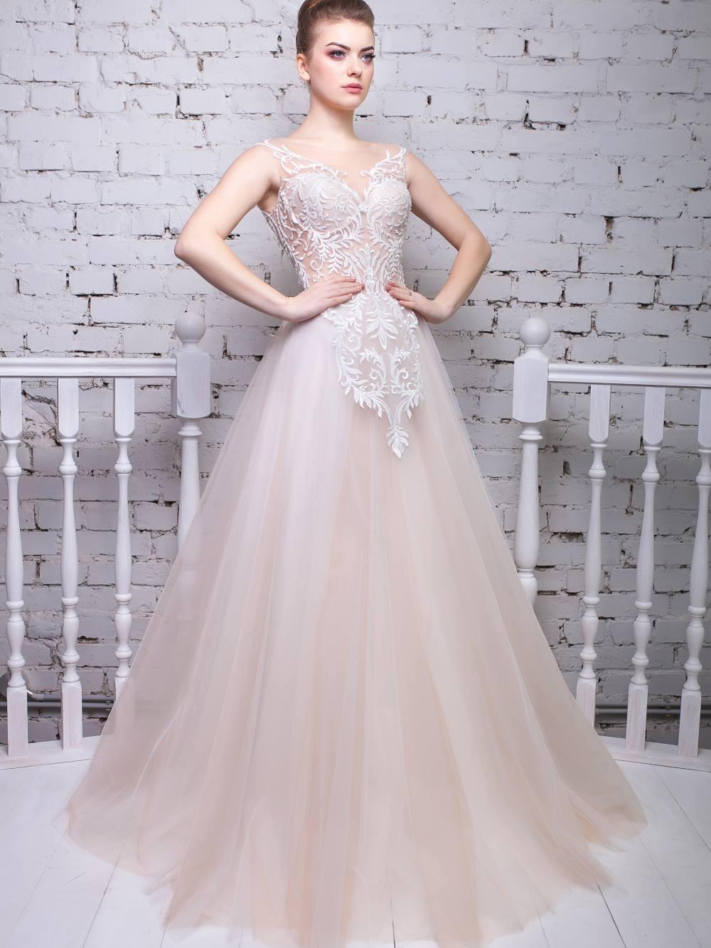 Свадебное платье Эланор 1