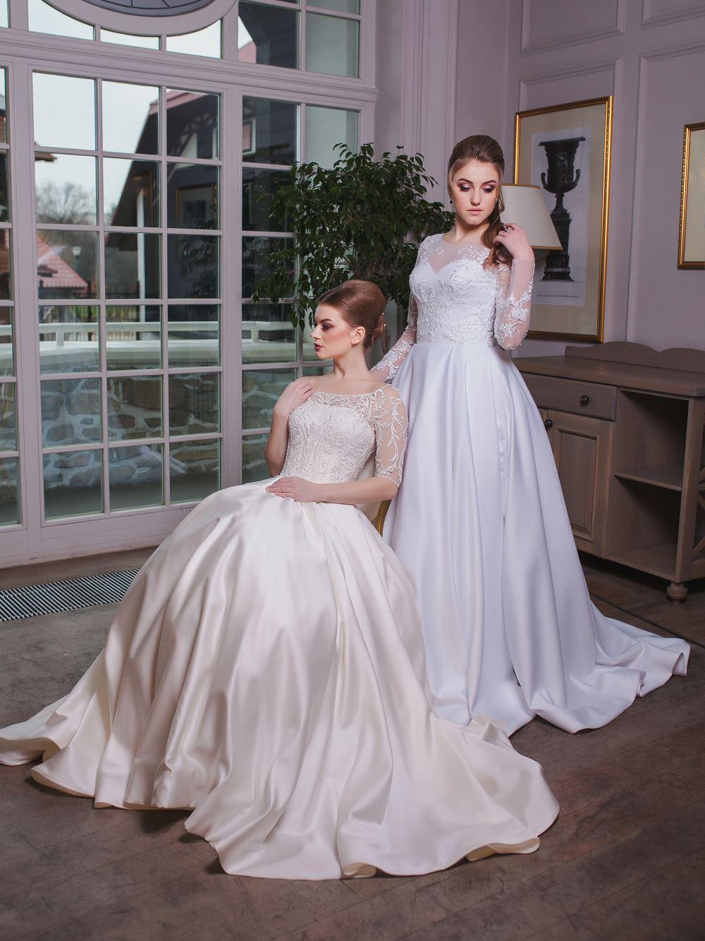 Свадебное платье Эрикка 1