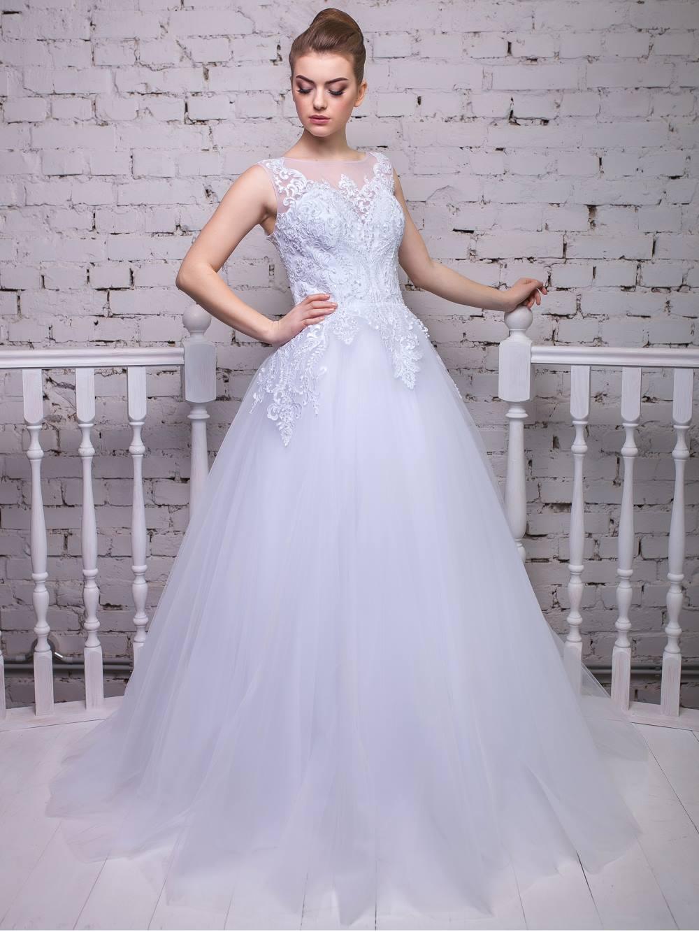 Свадебное платье Флоретта 1