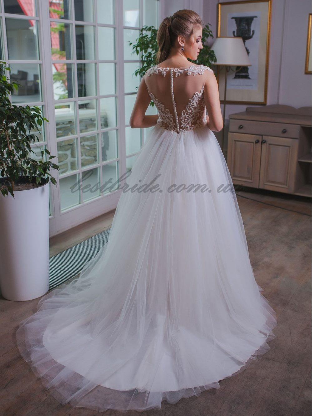 Свадебное платье Кристель 3