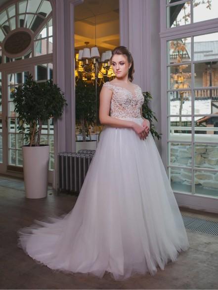 Свадебное платье Кристель
