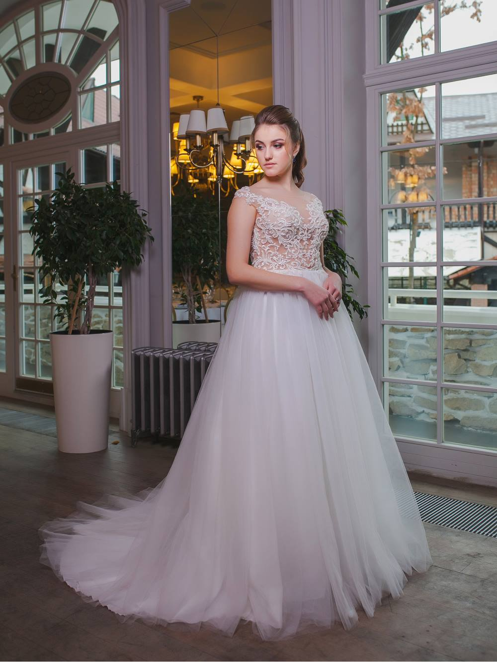Свадебное платье Кристель 1