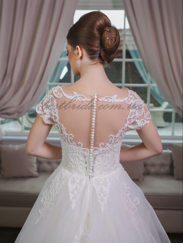 Свадебное платье Луссия 2