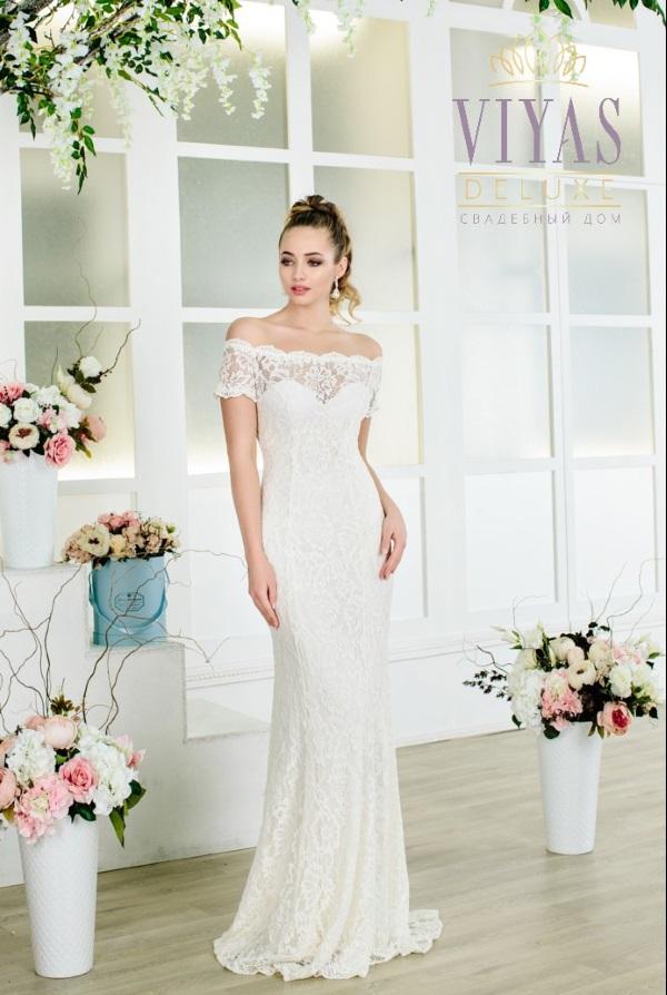 Свадебное платье Памела 1