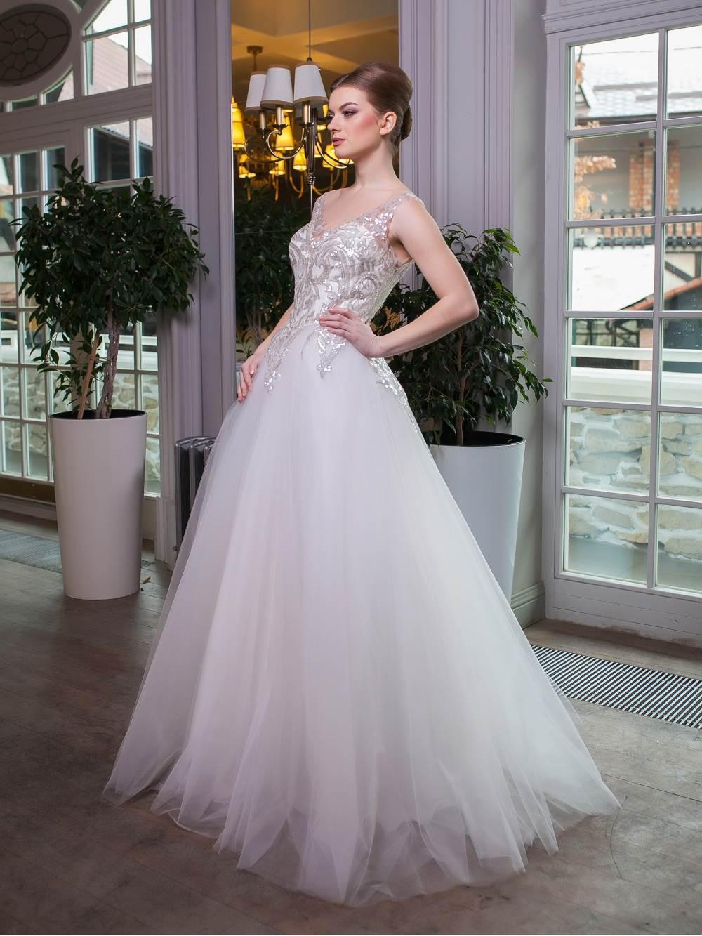 Свадебное платье Энджия 1