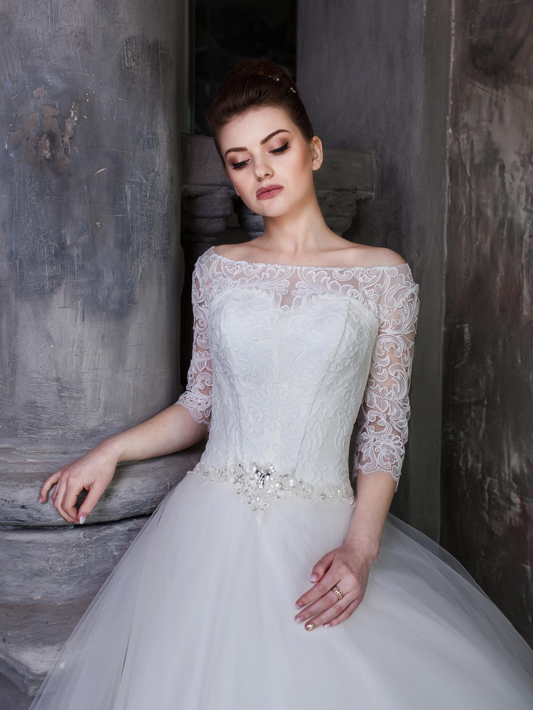 Фотография Свадебное платье Дория