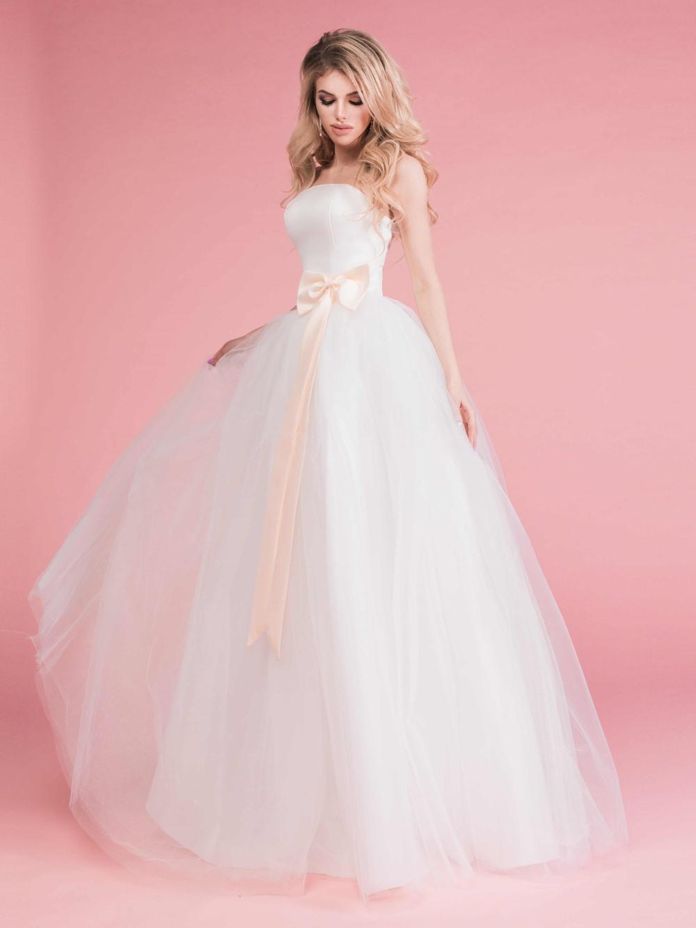 Свадебное платье Саллима 1