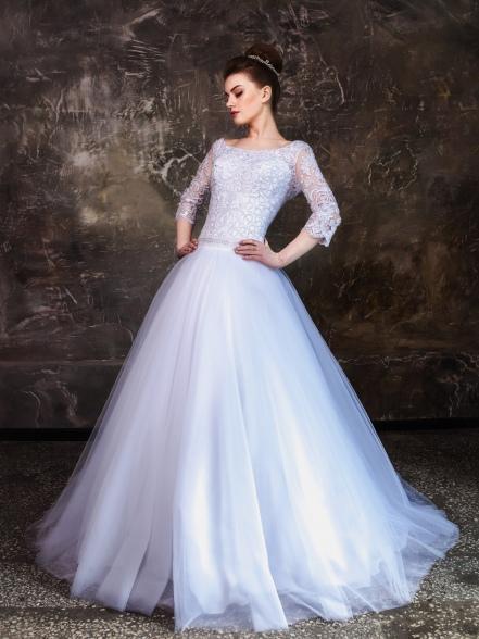 Фотография Свадебное платье Элегия