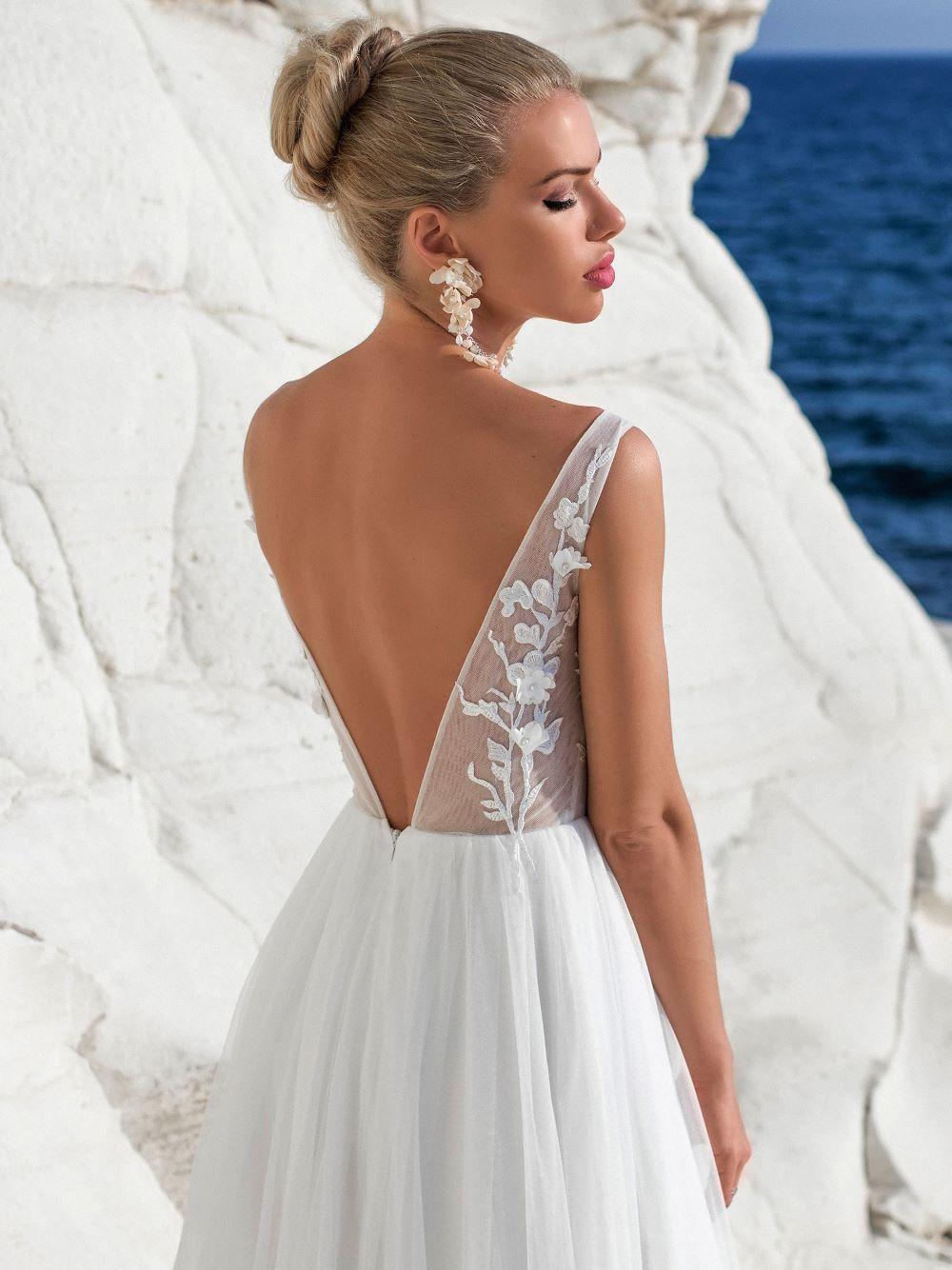 Свадебное платье Flower 3