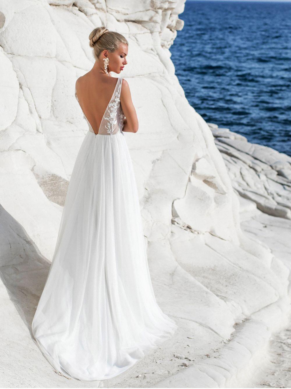 Свадебное платье Flower 4