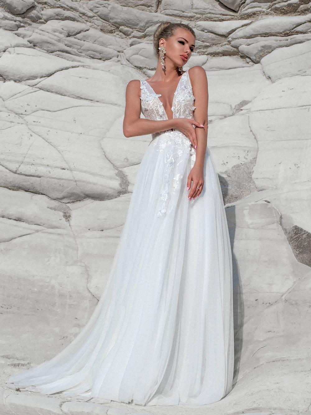 Свадебное платье Flower 1