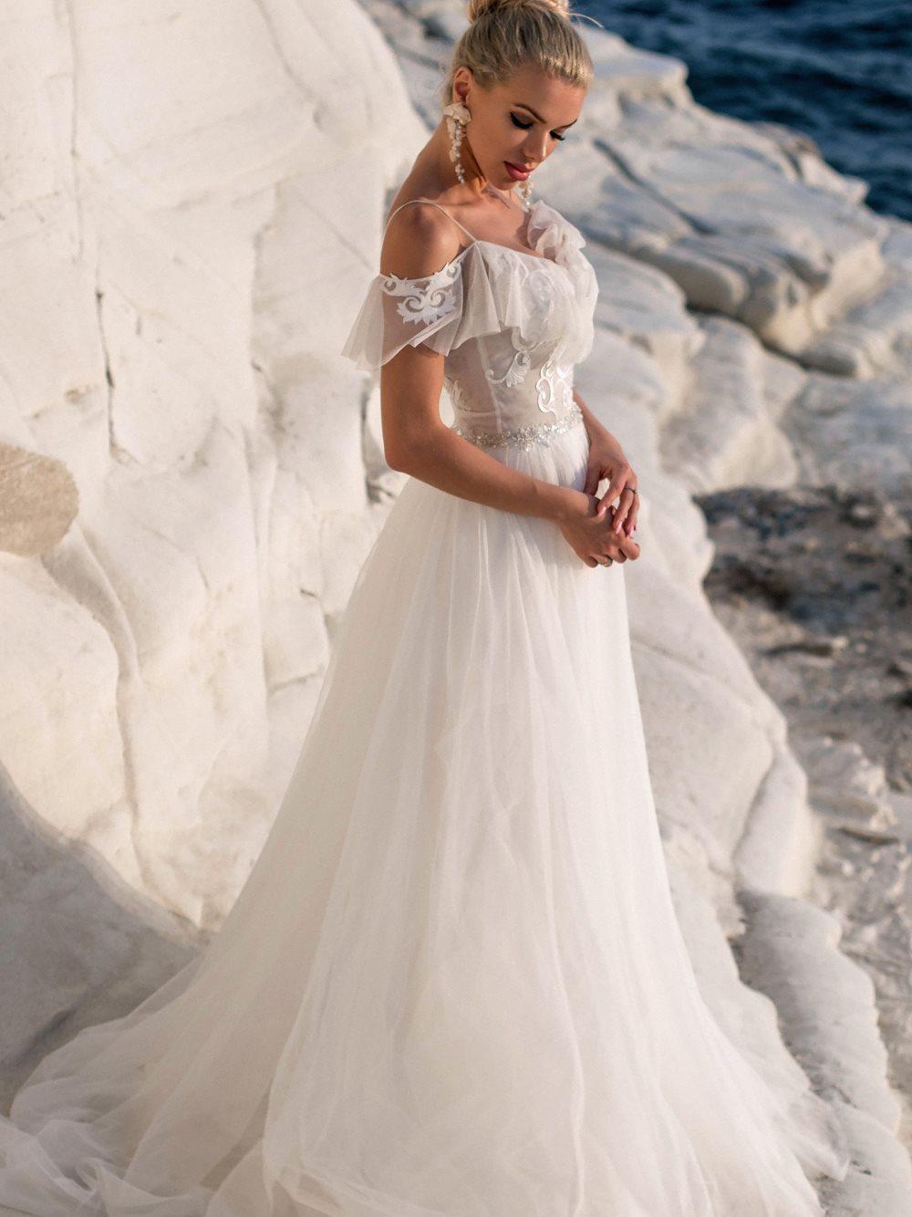 Свадебное платье Milkyway 4