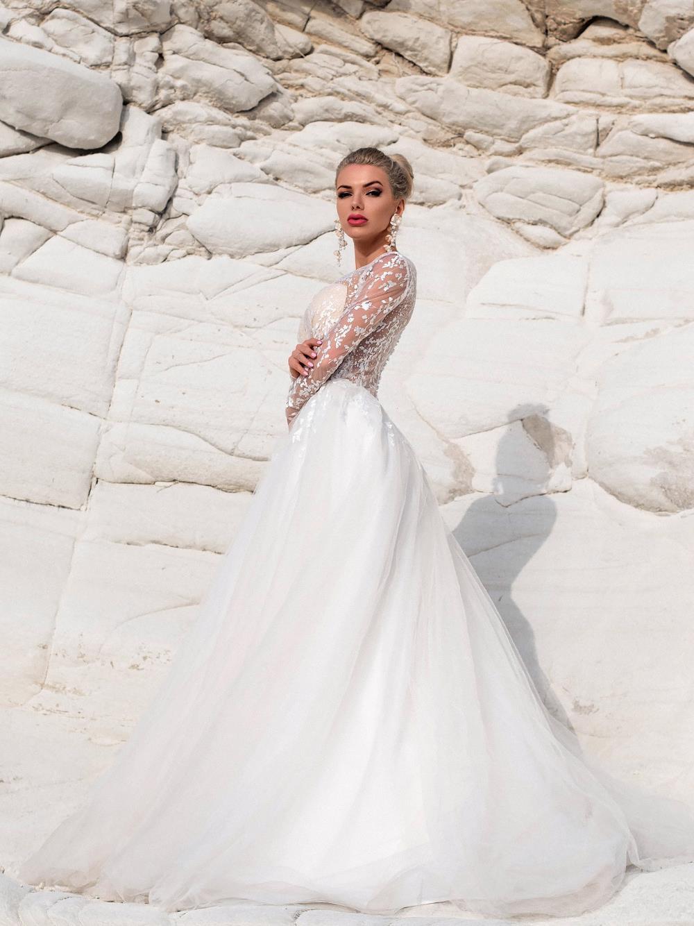 c75367e0503c093 Свадебное платье Shine — купить недорогое платье невесты в салоне в ...