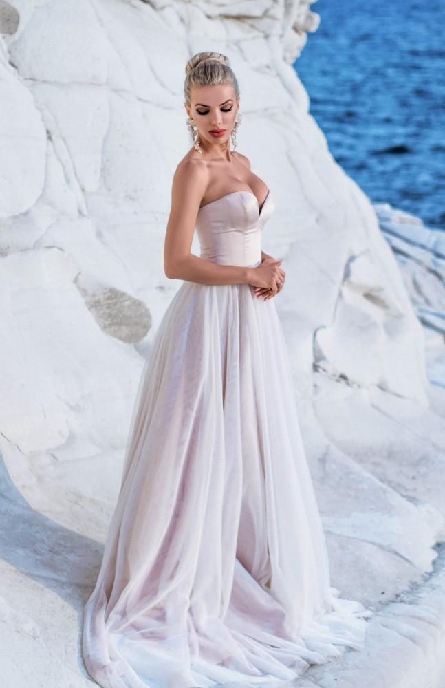 Свадебное платье Shy Rose