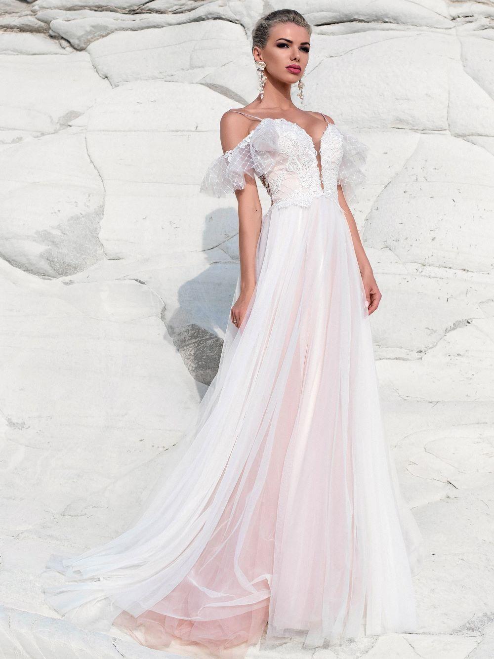Свадебное платье Sunshine 1