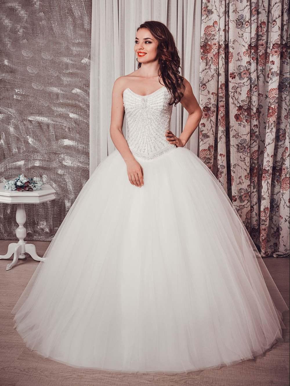 Свадебное платье Фиби 1