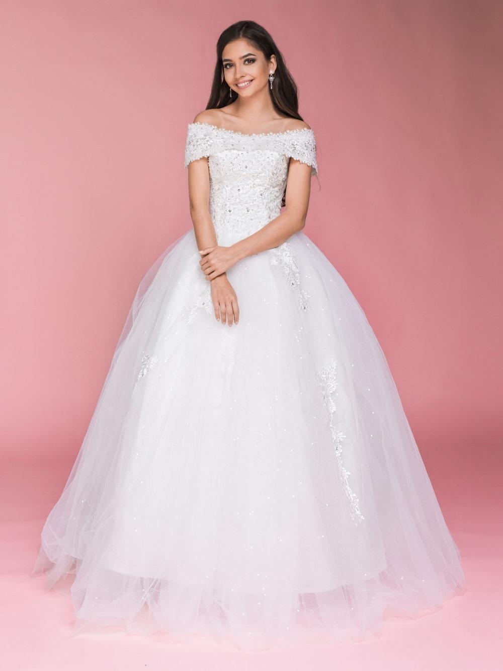 Свадебное платье Радмила 1